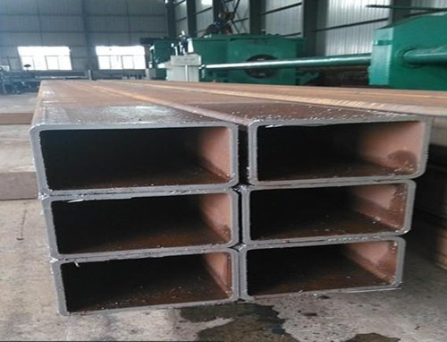 ASTM A500 Grade C Cold Formed Rectangular Hollow Section