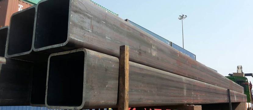 Hot Finish ASTM A500 Gr C Square Hollow Section Pipe and Tube