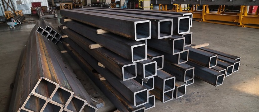 Hot Finish ASTM A500 Gr B Square Hollow Section Pipe and Tube