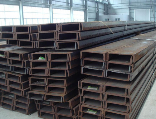 Carbon Steel European Channels