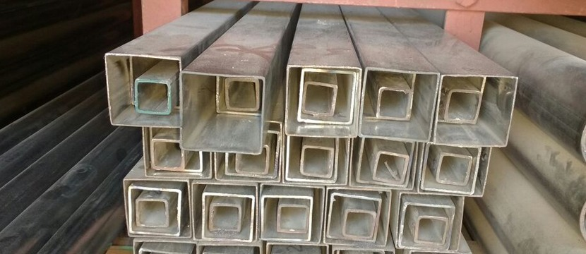 Stainless Steel A554 Gr 316H Square Hollow Sections