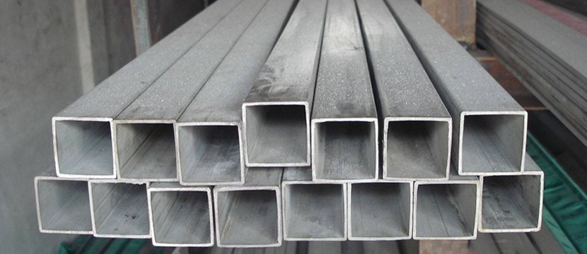 Stainless Steel A554 Gr 304L Square Hollow Sections
