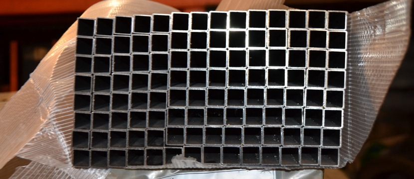 Stainless Steel A554 Gr 316L Square Hollow Sections